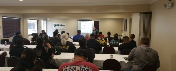 Weed business seminars