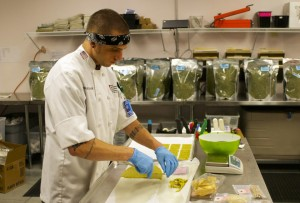 California college for cannabis