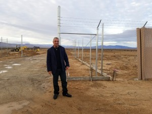 George Boyadjian - California City project